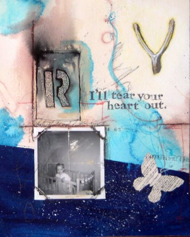 Ill Tear Your Heart Out Wishbone Medium Blue Jpg