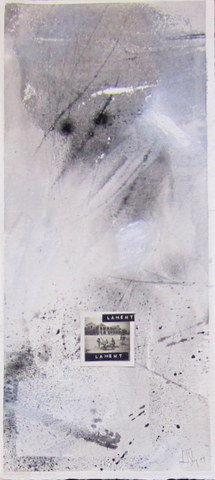 Lament Photo Minimal Grey Painting 1 Jpg