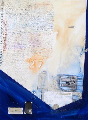 Unsent Letter Blue Dog Ship 27 Huir Jpg